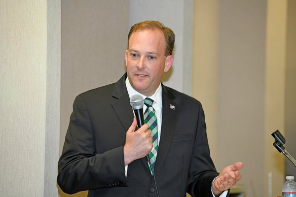 U.S. Representative Lee Zeldin. PRESS FILE