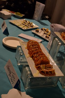 The fifth annual Taste of Tuckahoe event was held on Friday night. BY ERIN MCKINLEY