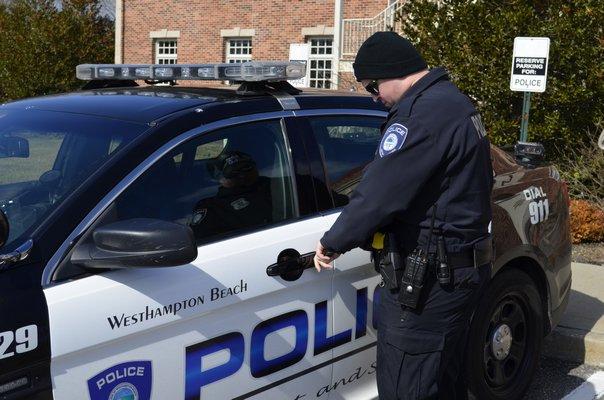 Westhampton Beach Police responded to 762 false emergen