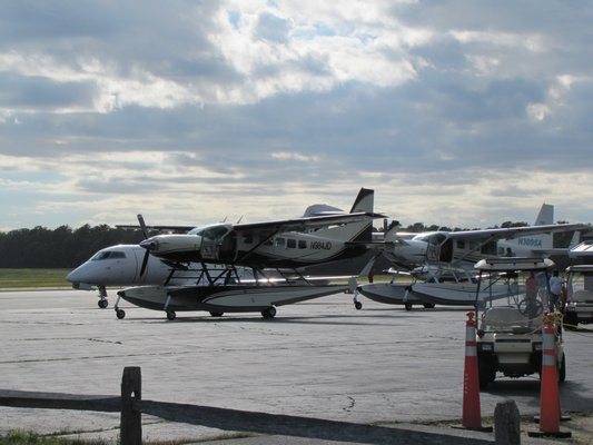 The U.S. Supreme Court denied East Hampton Town's request to appeal an earlier court ruling that blocked curfews at East Hampton Airport. MICHAEL WRIGHT
