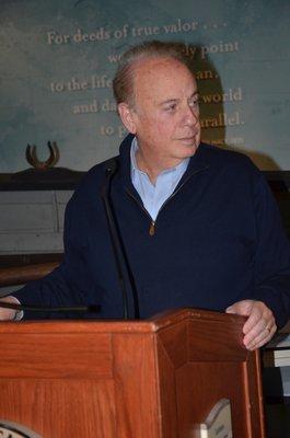 Roger Rosenblatt BEVERLY HALL