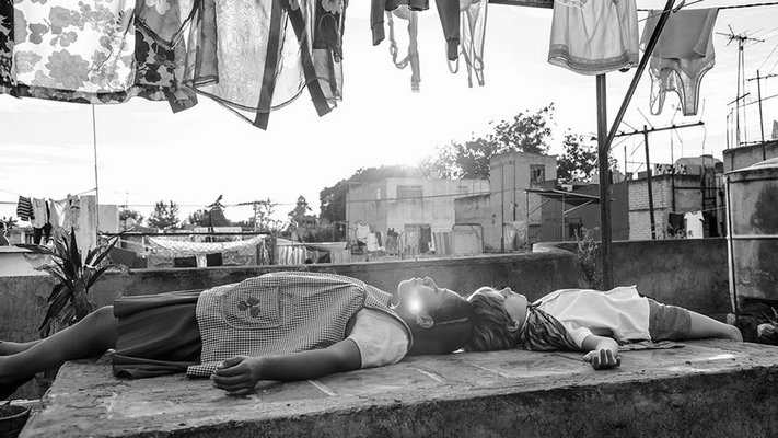 "A scene from ""Roma,"" set to be screened at the 2018 Hamptons International Film Festival. FRANK PR"