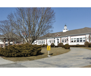 Tuckahoe School.
