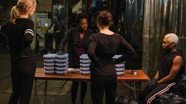 "A scene from ""Widows,"" set to be screened at the 2018 Hamptons International Film Festival. COURTESY FRANK PR"