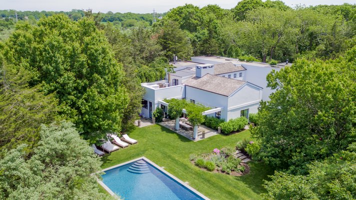 154 Windmill Lane, Amagansett. COURTESY SOTHEBY'S INTERNATIONAL REALTY