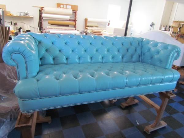 Brandi Belle White Couch
