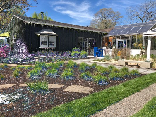 Groundworks Landscaping is launching its showroom at 530 Montauk Highway in East Hampton on Saturday, May 26.  COURTESY GROUNDWORKS LANDSCAPING