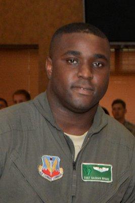 Staff Sgt. Dashan Briggs