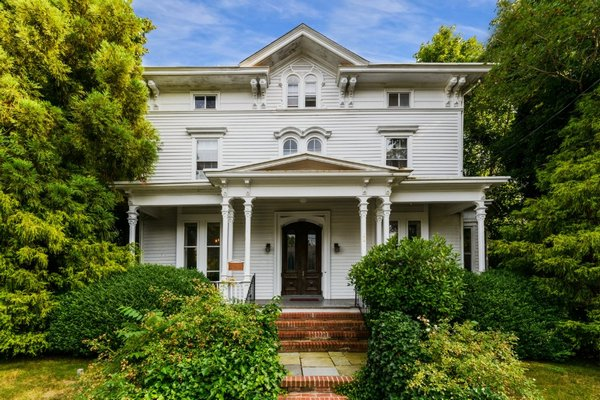 Chester A. Arthur's summer White House can be rented this summer.
