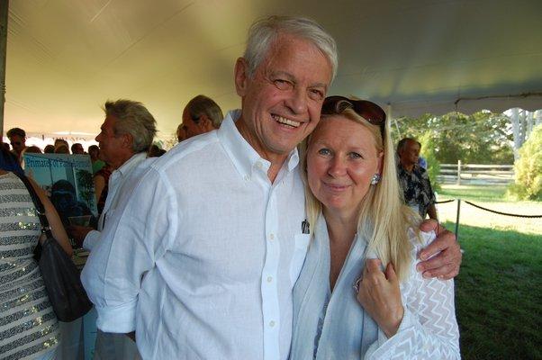 Porter and Sandra Bibb. DAWN WATSON