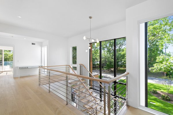 Recently sold for $5.25 million, 2 Harding Terrace, aka 48 Lincoln Street, in Sag Harbor Village. WILLIAM WOLFF/COURTESY DOUGLAS ELLIMAN