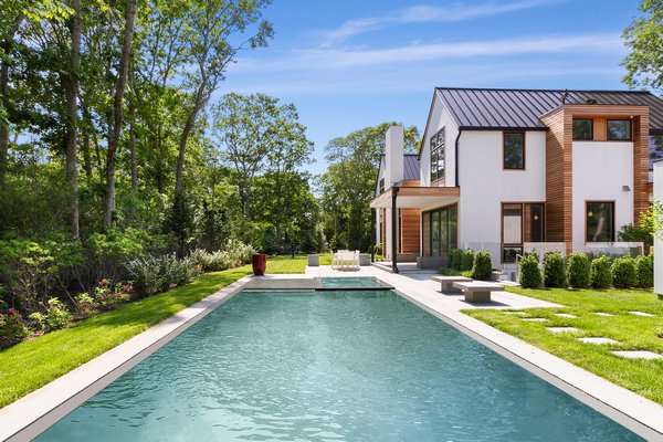 Recently sold for $5.25 million, 2 Harding Terrace, aka 48 Lincoln Street, in Sag Harbor Village. WILLIAM WOLFF/COURTE