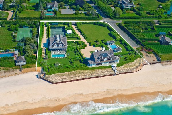 La Dune on Gin Lane in Southampton. COURTESY SOTHEBY'S INTERNATIONAL REALTY