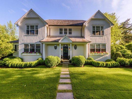 The house at Mill Hill Lane. REALTOR.COM