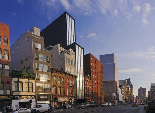"Image from ""New New York"" by Jake Rajs.        COURTESY MONACELLI PRESS"