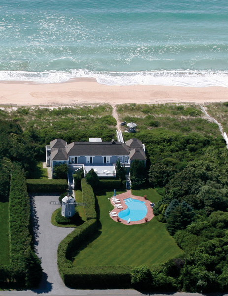 A home at 95 Surfside Drive in Bridgehampton just sold for $13 million. Its new owners plan to tear it down and build anew. COURTESY PRUDENTIAL DOUGLAS ELLIMAN