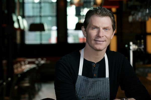 Bobby Flay MICHAEL CROOK