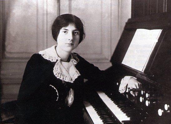 Lilli Boulanger