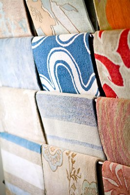 Goodweave-certified rugs work to end child labor. COURTESY CUSTOM COOL RUGS