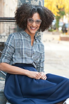 Carla Hall COURTESY FOOD LAB CONFERENCE