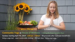Community Yoga @ House of Wellness