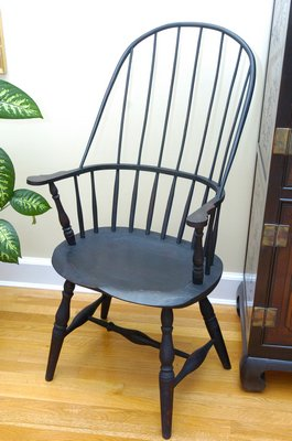 An example of Tom McCormick's chairs.  DANA SHAW