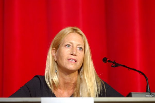 Southampton Town Board incumbent candidate Christine Scalera.