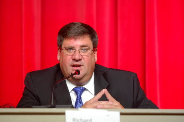 Southampton Town Supervisor candidate Richard Yastrzemski.