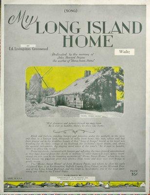 "The sheet music for ""Home, Swett Home."""