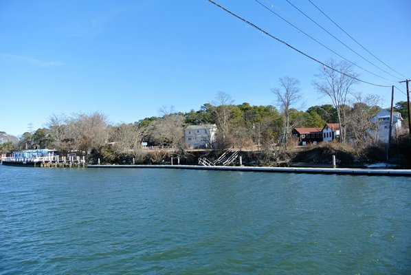 The Canoe Place Inn Property in Hampton Bays. BY DANA SHAW