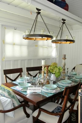 The Rachael Ray cottage at the ARF Designer Show House. DANA SHAW