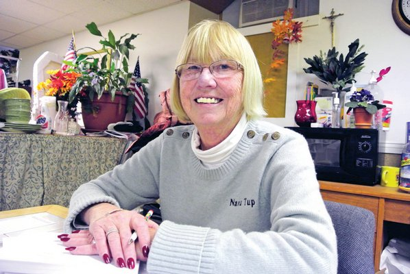 November 28: Mary Ann Tupper will retire from Human Resources of the Hamptons after being at the helm for 21 years.