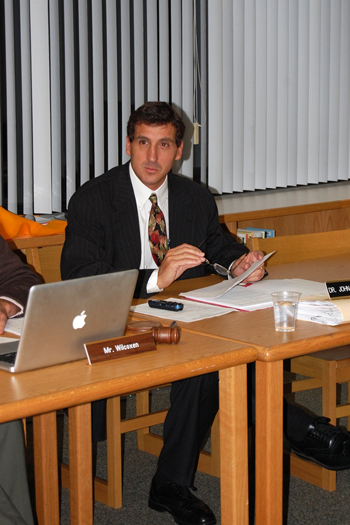 Sag Harbor Superintendent Dr. John Gratto<br></noscript>Photo by Jessica DiNapoli