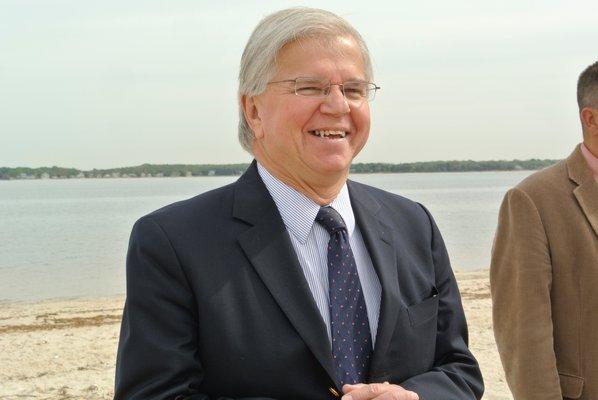 State Assemblyman Fred Thiele Jr.