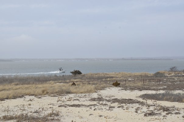 A State Supreme Court judge ruled that the Southampton Town Trustees have the authority to regulate fishing on its bay bottoms to residents only. GREG WEHNER