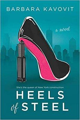 """""""Heels of Steel"""" by Barbara Kavovit."""