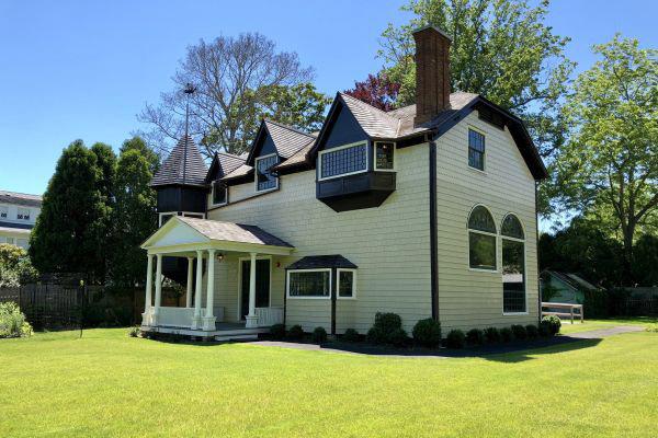 Moran House. ANNE SURCHIN