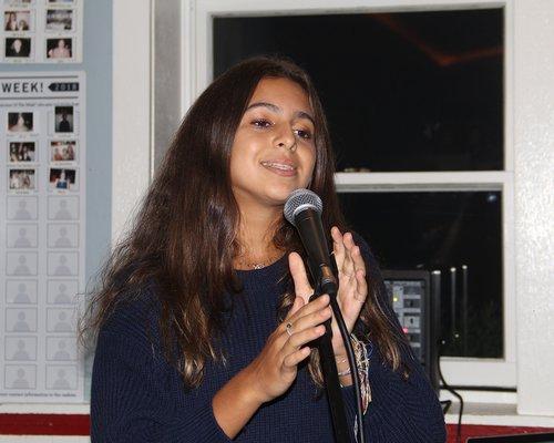 Maya Teixeira.  KYRIL BROMLEY