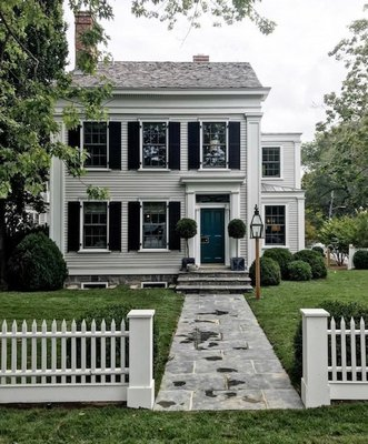27 Suffolk Street, Sag Harbor COURTESY CORCORAN
