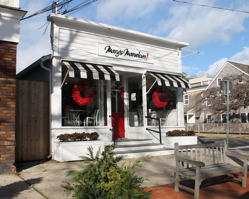 Mary's Marvelous in Amagansett will close after a new tenant is found for the space. KYRIL BROMLEY