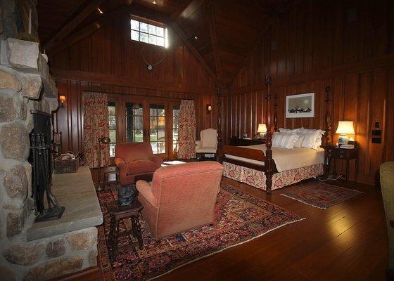 Judith Hope's East Hampton home.  KYRIL BROMLEY