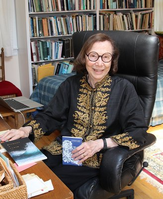 Grace Schulman KYRIL BROMLEY