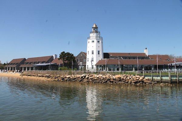 The Montauk Yacht Club.      KYRIL BROMLEY