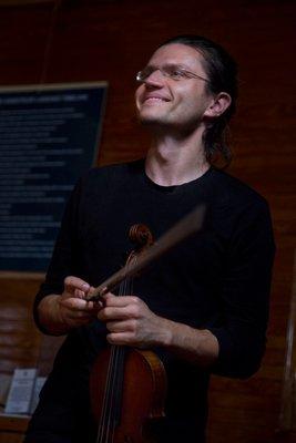 Violinist Nikita Morozov OLGA GOWEREK, 2018