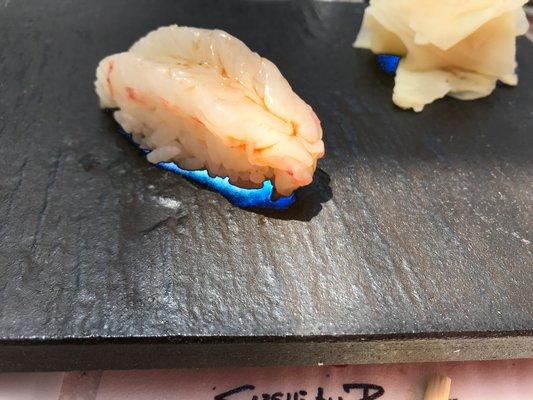 Japanese spot prawn HANNAH SELINGER