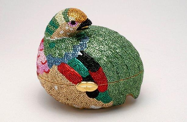 "Judith Leiber's ""Bird Garden."""