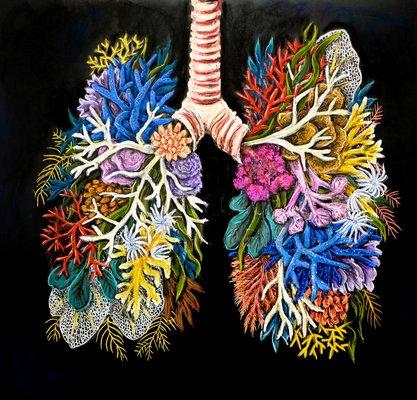 """Kara Hoblin's """"Sea Lungs"""""""
