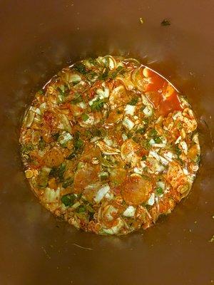Chef Blutstein's Kimchi HANNAH SELINGER