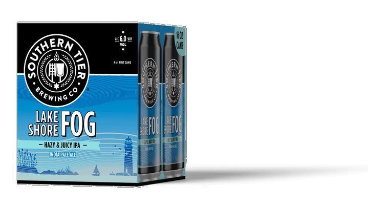Southern Tier's Lake Shore Fog. COURTESY OF SOUTHERN TIER