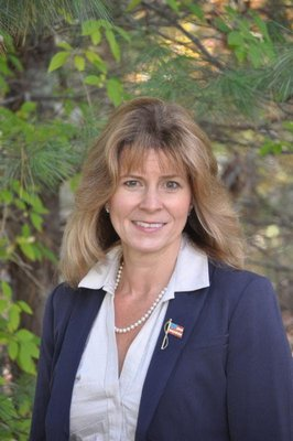 Linda Kabot. COURTESY TOWN & COUNTRY